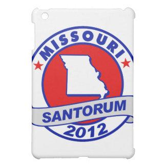 Rick Santorum Missouri iPad Mini Covers