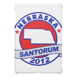 Rick Santorum Nebraska iPad Mini Covers