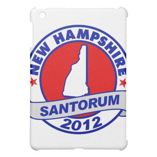 Rick Santorum New Hampshire iPad Mini Case
