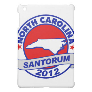 Rick Santorum North Carolina iPad Mini Case