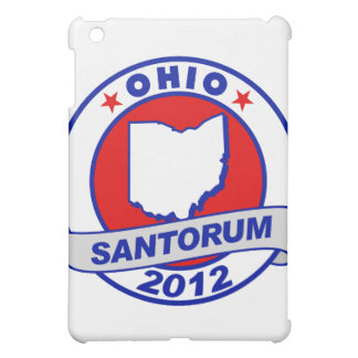 Rick Santorum Ohio iPad Mini Case