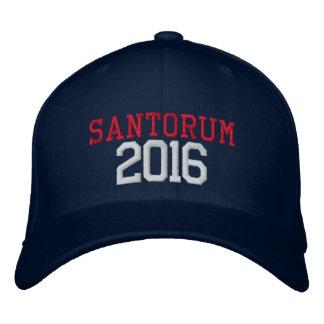 Rick Santorum President 2016 Embroidered Hats