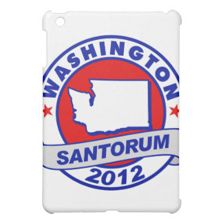 Rick Santorum Washington iPad Mini Case