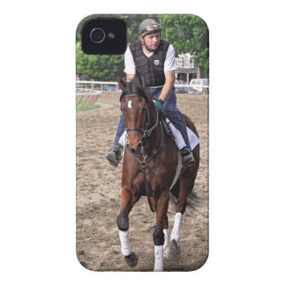 Rick Violette Morning Workouts at Saratoga iPhone 4 Cases