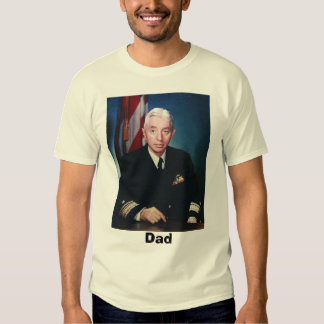 Rickover's your Daddy T-shirts