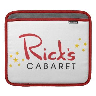 Rick's Cabaret iPad Sleeve