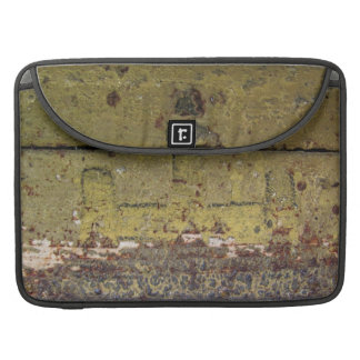 Rickshaw Flap Sleeve Sleeve For MacBook Pro