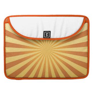 rickshaw flap sleeve retro sunlight MacBook pro sleeve