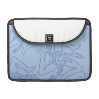 Rickshaw Flap Sleeve - Trinacria Sleeve For MacBook Pro