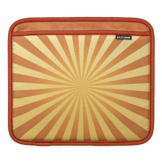 rickshaw folio,retro,disco,star,sunlight sleeve for iPads