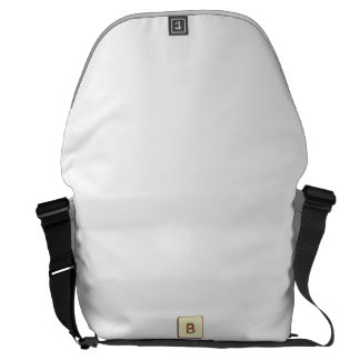 Rickshaw Large Zero Messenger Bag