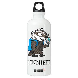 Ricky Raccoon | Boomer Badger Selfie SIGG Traveller 0.6L Water Bottle
