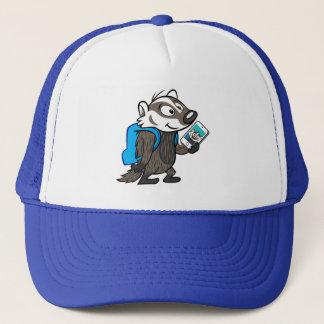 Ricky Raccoon | Boomer Badger Selfie Trucker Hat