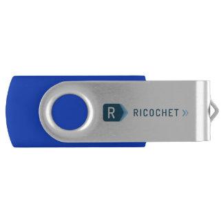 Ricochet 3.0 Memory Stick Swivel USB 3.0 Flash Drive