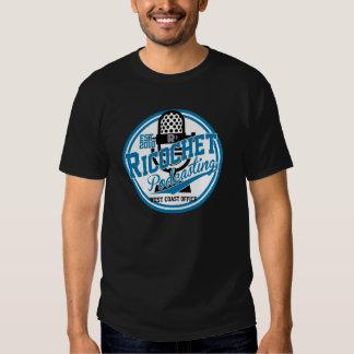 Ricochet Podcasting - West Coast Office Shirts