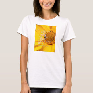 Rid the Stigma towards mental illness.  Courage T-Shirt