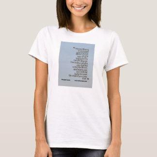 Rid the Stigma towards mental illness.  One in 5 T-Shirt