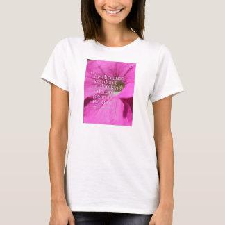 Rid the Stigma towards mental illness.  Understand T-Shirt