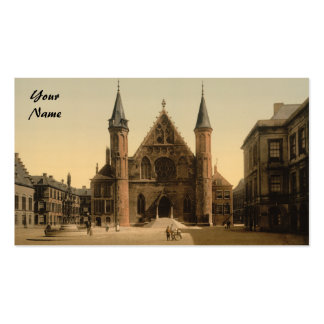 Ridderzaal (Knights' Hall), The Hague, Netherlands Business Cards