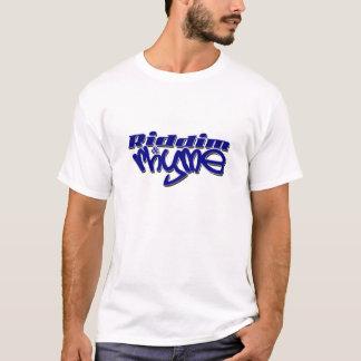 Riddim & Rhyme (crew tee) T-Shirt