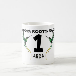 Riddim Roots Radio 1 Arda Mug