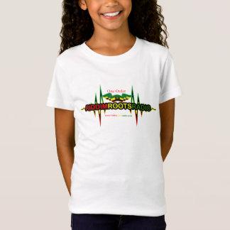 Riddim Roots Radio Girls' Fine Jersey T-Shirt