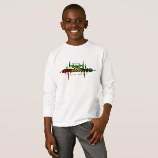 Riddim Roots Radio Kids' Basic Long Sleeve T-Shirt