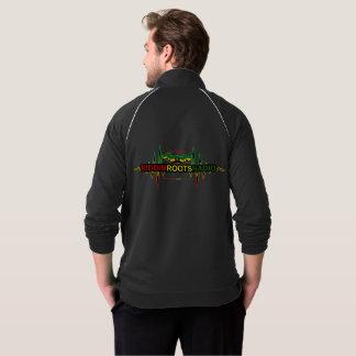 Riddim Roots Radio Men's Fleece Track Jacket