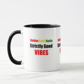 Riddim Roots Radio Strictly Good Vibes Mug