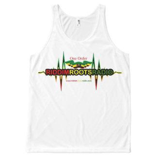 Riddim Roots Radio Unisex Vest