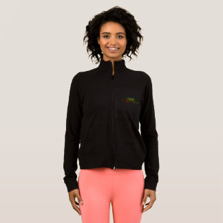 Riddim Roots Radio Women's Practice Jacket