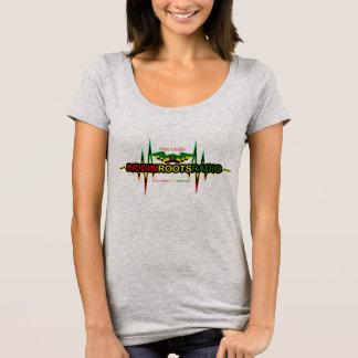 Riddim Roots Radio Women's Scoop Neck T-Shirt