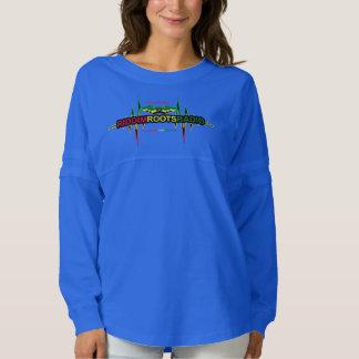 Riddim Roots Radio Women's Spirit Jersey Shirt