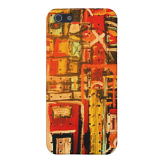 RIDDLE HEIGHTS CASES FOR iPhone 5