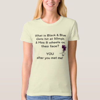 Riddle me this...Derby life T-Shirt