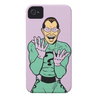 Riddler Case-Mate iPhone 4 Cases