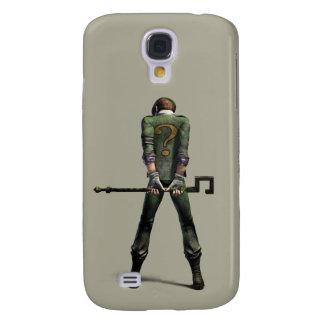 Riddler Color Galaxy S4 Case
