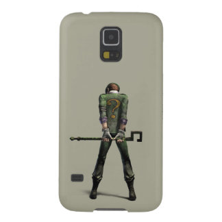 Riddler Color Galaxy S5 Cover