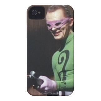 Riddler - Firing Weapon iPhone 4 Case
