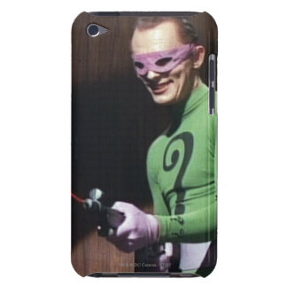 Riddler - Firing Weapon iPod Touch Case-Mate Case