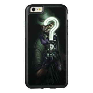 Riddler Illustration OtterBox iPhone 6/6s Plus Case