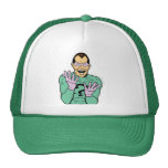Riddler Mesh Hat