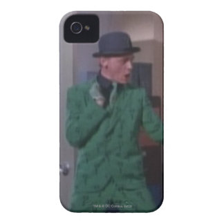 Riddler - Suit iPhone 4 Covers