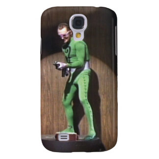 Riddler - With Weapon Galaxy S4 Case