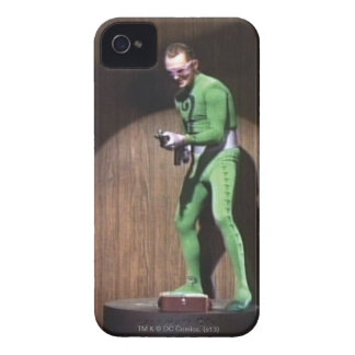Riddler - With Weapon iPhone 4 Case-Mate Cases