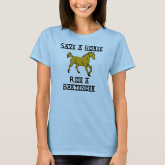 ride a bartender T-Shirt