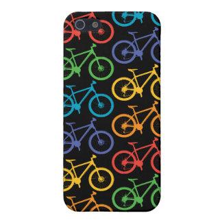 Ride a Bike Marin  - black iphone 4S iPhone 5/5S Cover