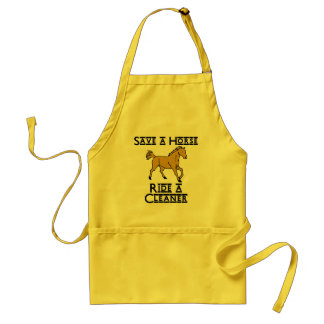 ride a cleaner standard apron