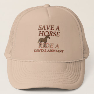 Ride a Dental Assistant Trucker Hat