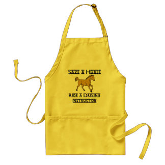 ride a driving instructor standard apron